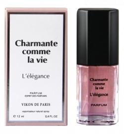 Духи Нова Зоря Життя Прекрасне. Елегантний (Charmante Comme la Vie. L elegance) 16 мл (мішечку)