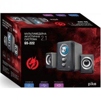 Акустична система Piko GS-222 Black (1283126489471)