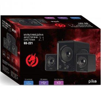 Акустична система Piko GS-221 Black (1283126489464)