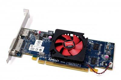 Б/У Відеокарта, AMD Radeon HD 6450, 1 Гб GDDR3