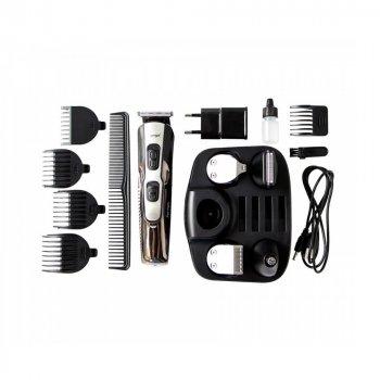 Професійна машинка для стрижки волосся Gemei GM-592 10 в 1