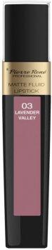 Помада Pierre Rene рідка Matte Fluid 03 Lavender Valley 6 мл (3700467827864)
