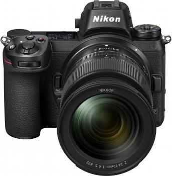 Фотоапарат Nikon Z6 + 24-70 f/4 S Kit Офіційна гарантія! (VOA020K001)