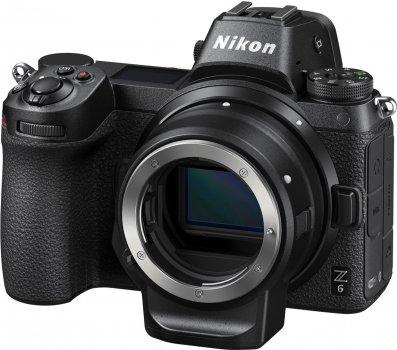 Фотоапарат Nikon Z6 + 24-70mm f/4 S + FTZ Adapter Kit Офіційна гарантія! (VOA020K003)