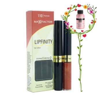 Помада MAX FACTOR_LIPFINITY LIP COLOUR 110 PASSIONATE (86100013669)