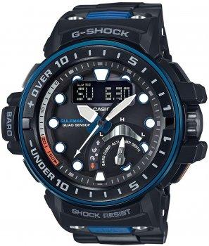 Чоловічі годинники CASIO GWN-Q1000MC-1A2ER