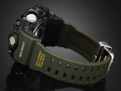 Чоловічі годинники CASIO GWG-1000-1A3ER