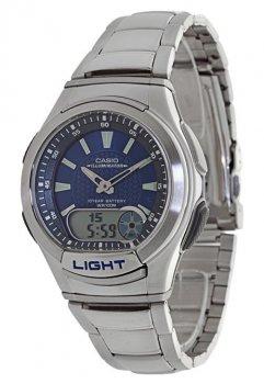 Чоловічий годинник CASIO AQ-180WD-2AVEF