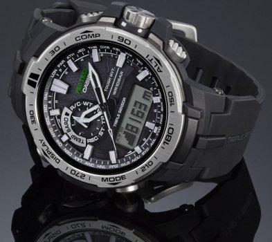 Чоловічі годинники CASIO PRW-6000-1ER