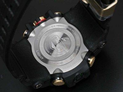 Чоловічі годинники CASIO GWG-1000GB-1AER