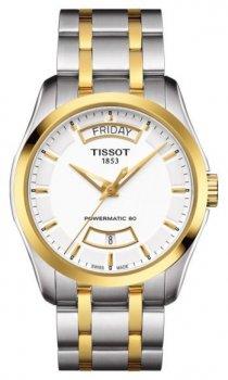 Мужские часы TISSOT T035.407.22.011.01