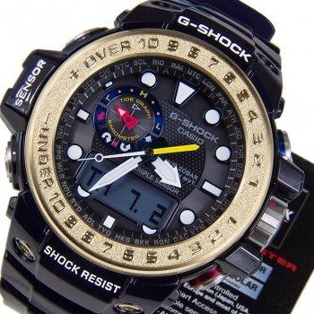 Чоловічі годинники CASIO GWN-1000F-2AER