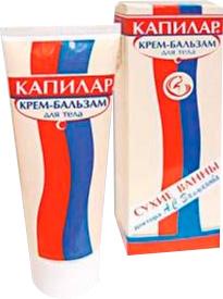 Крем-бальзам для тела Диод Капилар Охлаждающий 75 мл (4607001340249)