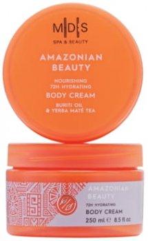 Крем для тіла Mades Cosmetics Врода Амазонки 72 години живлення та зволоження 250 мл (8714462094720)