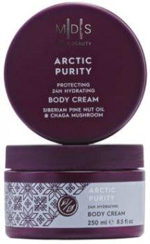 Крем для тіла Mades Cosmetics Арктична чистота пом'якшення і 24 години зволоження 250 мл (8714462094942)