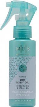 Масло для тела в спрее Mades Cosmetics Тайны Средиземноморья легкое сухое масло 100 мл (8714462095086)