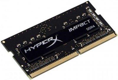 Оперативна пам'ять HyperX SODIMM DDR4-2400 4096MB PC4-19200 Impact (HX424S14IB/4)