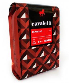 Преміальний кави в зернах Espresso, (50% робуста, 50% арабіка) 250 г