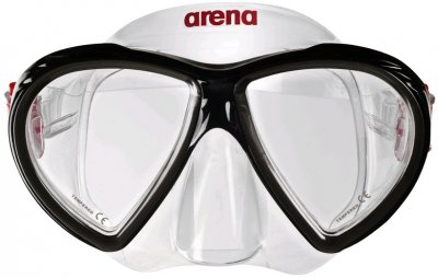 Набор Arena Sea Discovery 1E391-055 2 Jr Mask + Snorkel (3468335394602)