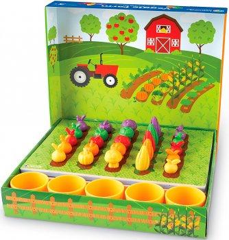 Навчальний ігровий набір-сортер Learning Resources Розумний фермер (LER5553) (6900006496293)