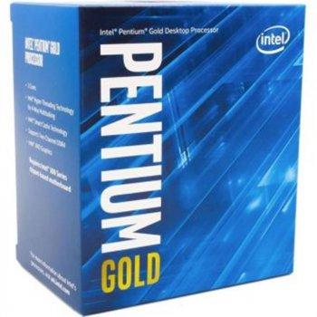 Процесор Intel Pentium Gold G5600F 3.9 GHz (4MB, Coffee Lake, 54W, S1151) Box (BX80684G5600F)