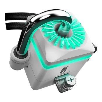 Система водяного охлаждения Deepcool Captain 360X White, Intel: 2066/2011-v3/2011/1151/1150/1155/1366, AMD: TR4/AM4/AM3+/AM3/AM2+/AM2/FM2+/FM2/FM1, 402х120х27 мм, 3-pin, 4-pin