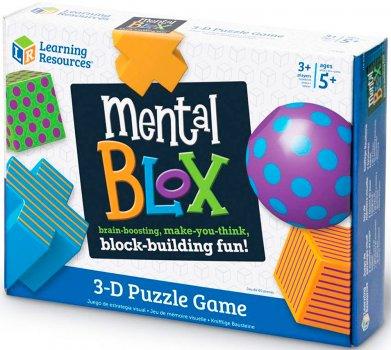 Розвивальна гра Learning Resources Ментал блокс (LER9280) (6900006496248)