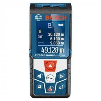 Лазерний далекомір Bosch GLM 500 (0601072H00)
