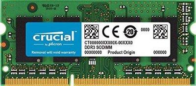 Память Crucial SO-DIMM DDR3 16Gb (CT204864BF160B)