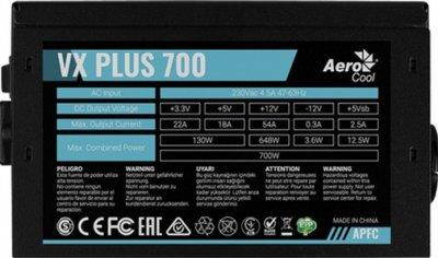 Aerocool VX 700 Plus 700W