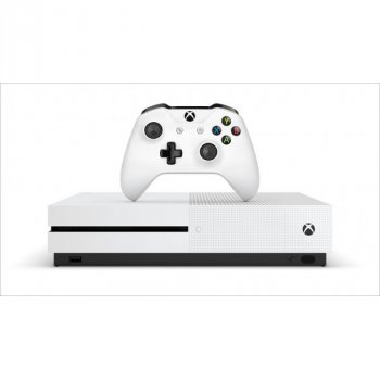 Microsoft Xbox One S 1Tb White + дод. Wireless Controller with Bluetooth (White)