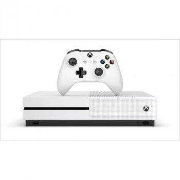 Microsoft Xbox One S 1Tb White + Forza Motorsport 7 (ваучер на скачування) (російська версія) + доп. Wireless Controller with Bluetooth (White)