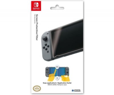 Захисна плівка Hori Screen Protective для Nintendo Switch Officially Licensed by Nintendo