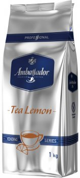 Чай с лимоном для вендинга Ambassador Tea Lemon 1 кг (8718868141163)