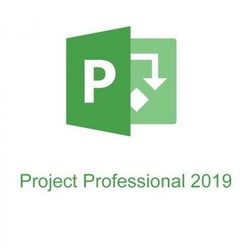 Офісна програма Microsoft Project Pro 2019 професійний 1 ПК (електронний ключ, всі мови) (H30-05756)