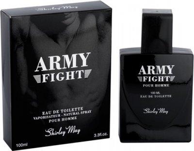 Туалетная вода для мужчин Shirley May Army Fight (Armani Night For Him - Armani Type) 100 мл (3700074256538/6295124002410)