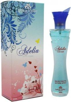 Туалетная вода для женщин Lotus Valley Adelia (Incanto Bliss - Salvatore Ferragamo Parfums) 50 мл (6291104321434)