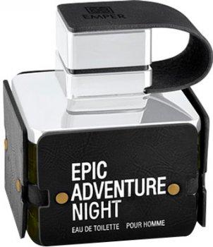 Туалетная вода для мужчин Emper Epic Adventure Night 100 мл (6291103664150)
