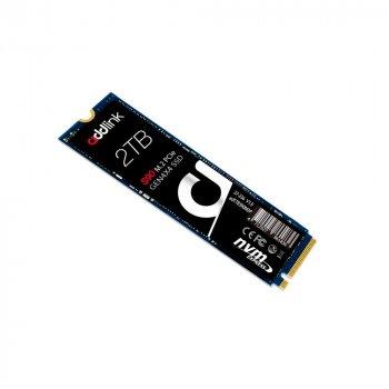 SSD накопичувач AddLink S90 2TB M. 2 2280 NVMe PCIe GEN4x4 3D TLC SSD (ad2TBS90M2P)
