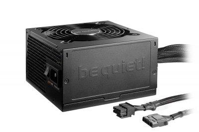Блок питания be quiet! System Power 9 500W (BN246) 120mm, ATX, 20+4, 4+4, 2*6+2pcie, 6 SATA, 2 Molex, 80 Plus Bronze