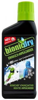 Водовідштовхувальний засіб Bionicdry для спортивних речей і термоодягу 250 мл (4001499933301)
