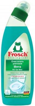 Очисний засіб для унітазів Frosch М'ята 750 мл (4009175914422_1)