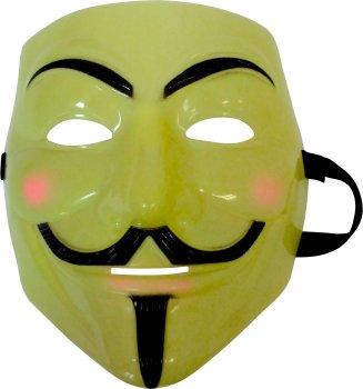 Маска Seta Decor 122-112BG Vendetta Бежевая (2000039856010)