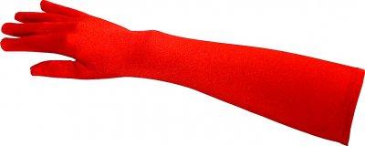 Перчатки Seta Decor 99-244RD атласные длинные Красные (2000034352012)