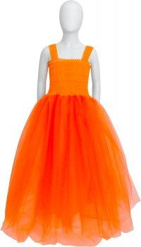 Платье Seta Decor 17-808-OR Анна 130-160 см Оранжевое (2000045802018)
