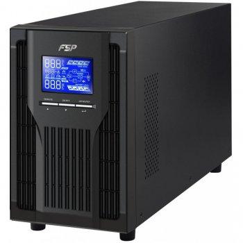 Пристрій безперебійного живлення FSP Knight Pro+ 1000VA (on-line) (Knight_Pro_1K)