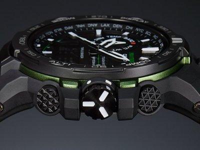 Чоловічі годинники CASIO PRW-6000Y-1AER