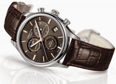 Чоловічий годинник CERTINA C033.450.16.081.00
