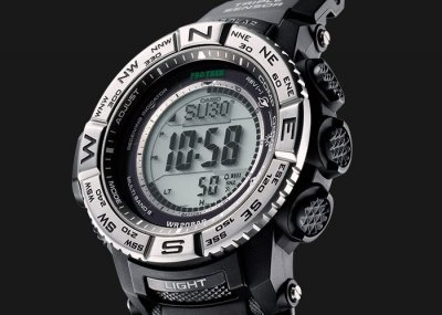 Чоловічі годинники CASIO PRW-3510-1ER