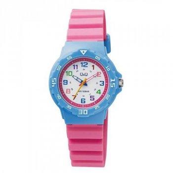 Дитячі годинник Q&Q VR19J014Y Блакитний
